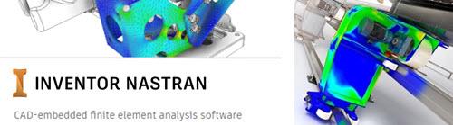 PDMC-Inventor Nastran