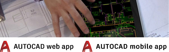 PDMC-AutoCAD Web Apps Mobile Apps