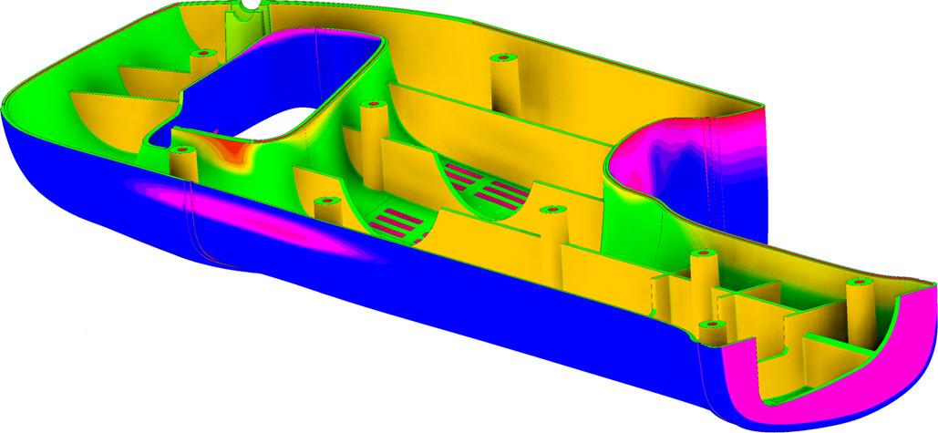 Inventor-Plastic Part Design