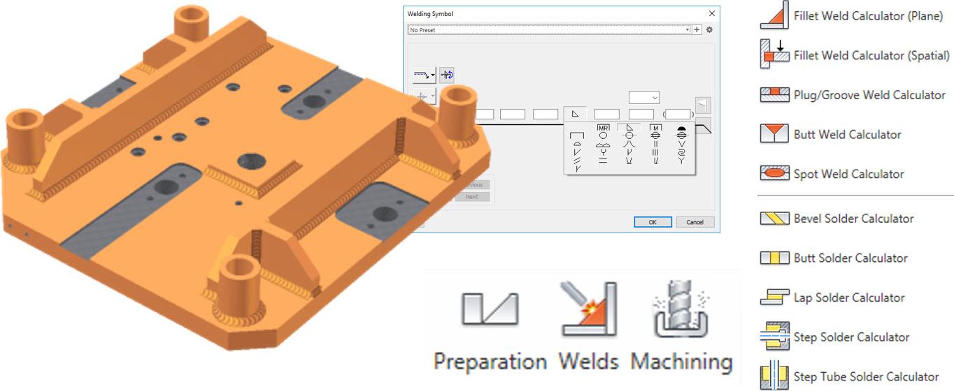 Inventor-Weldment Design