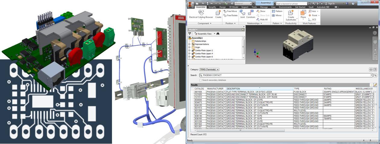 Inventor-PCB