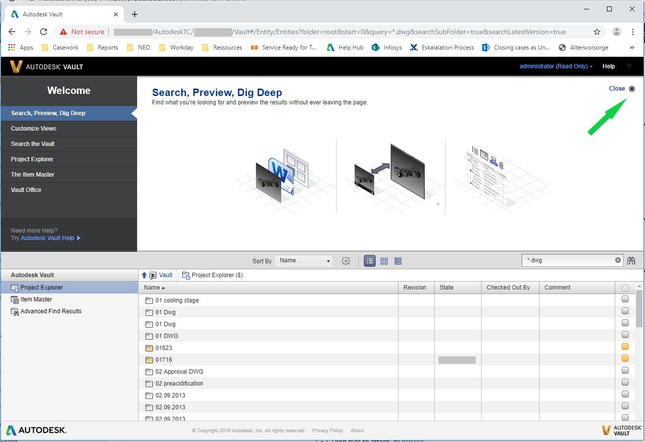 Autodesk Vault Thin Client