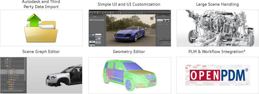 VRED-Data Preparation & Customization